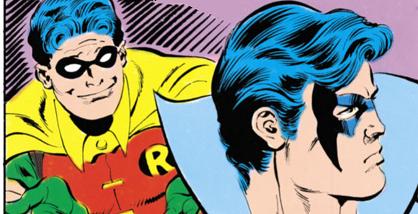Batman 416 Jay & Dick