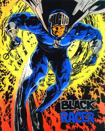 Image result for black racer dc