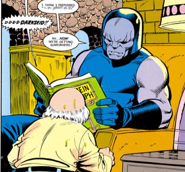 JLI 21 Darkseid