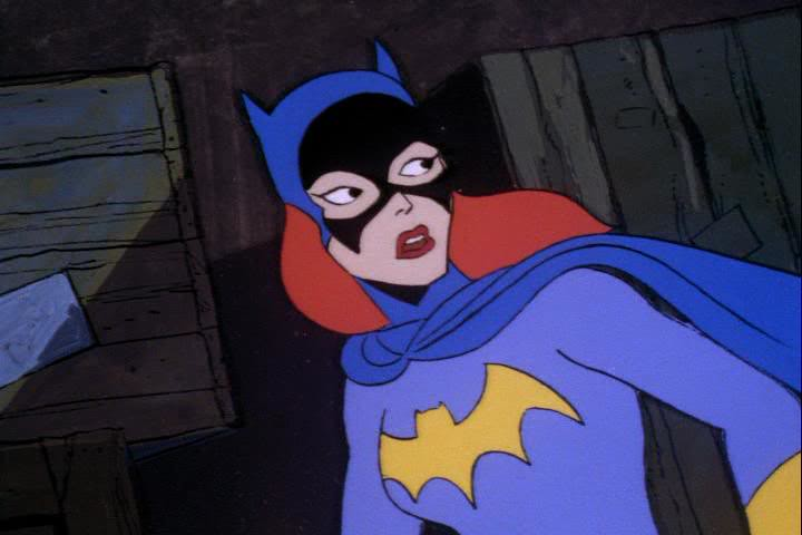 batgirl 1977 - the new adventures of batman