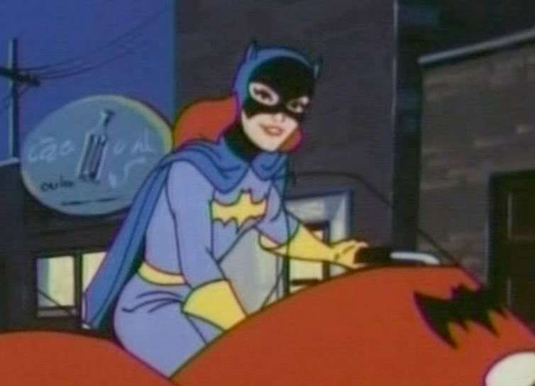batgirl 1968 the adventures of batman