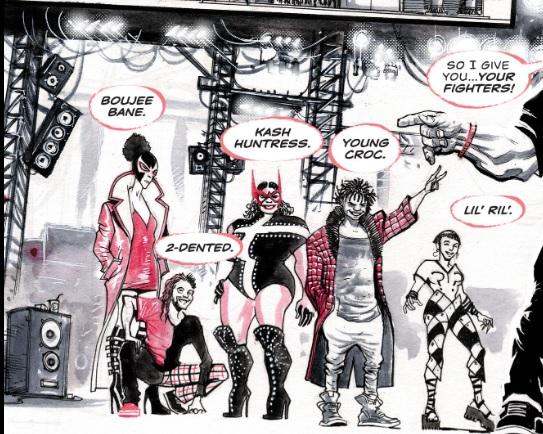 Gotham MCs