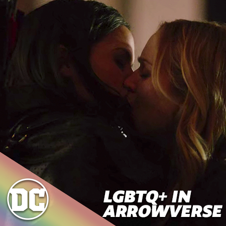 LGBTQ_Arrowverse