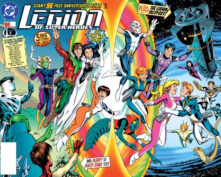 Legion 100