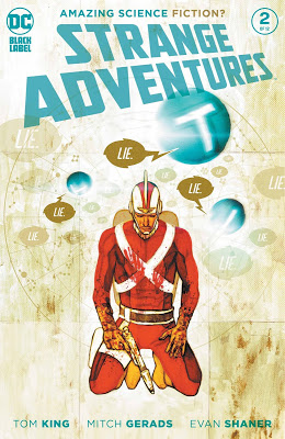 Strange Adventures #2