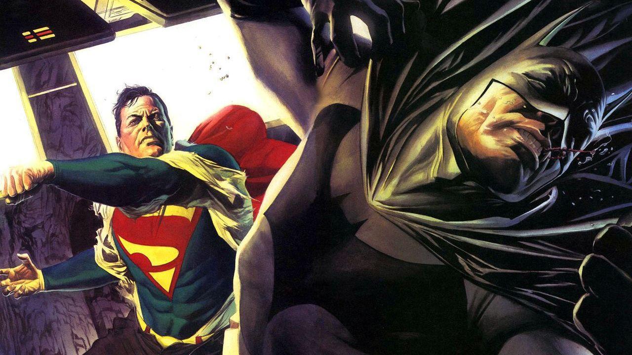 Batman-vs-Superman-by-Alex-Ross-56a9110e3df78cf772a351d4-dd766746f7444b9badc47d04d9247b16-fb9b871de02b4425aa61c02f401a46a1