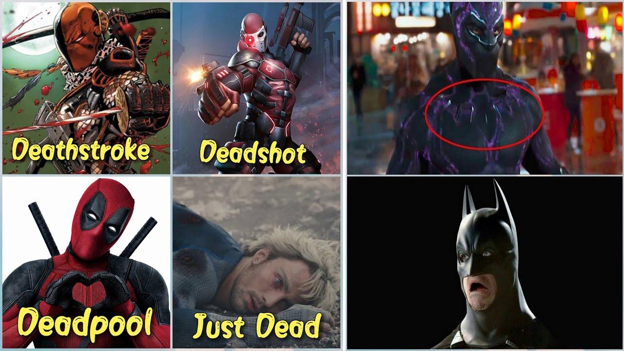 Marvel Vs. DC Memes Vol.1 - YouTube