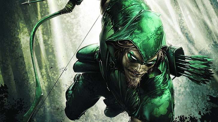 arrow-the-series-dc-comics-oliver-queen-wallpaper-preview