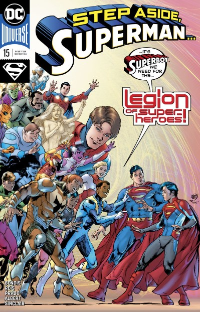 superman 15 cover