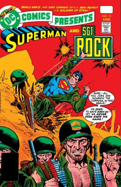 dc comics presents 10