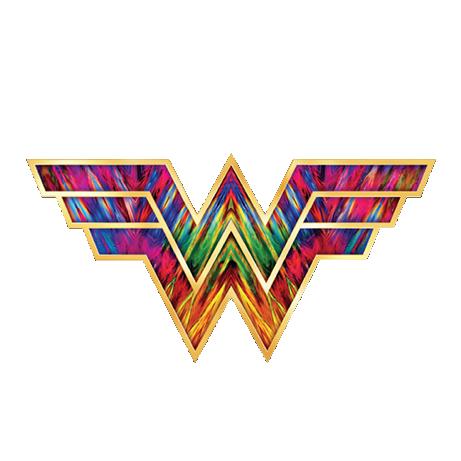 wonder woman 1984 logo alt