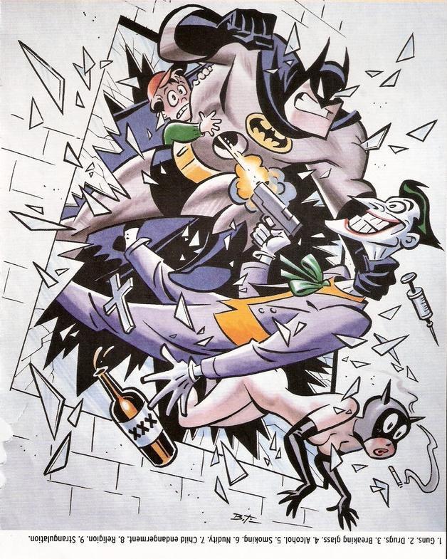 BatmanTrivia