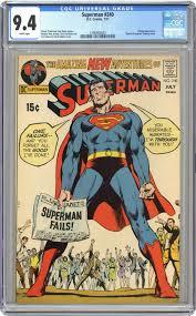 Superman 240 cgc