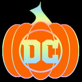 dc pride pumpkin flair