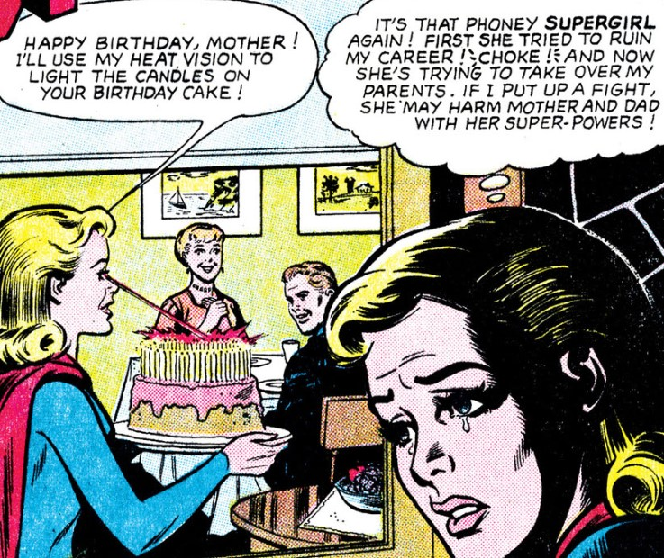 Action 321 Supergirl