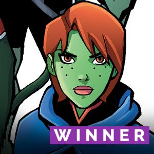 Winner_Miss Martian