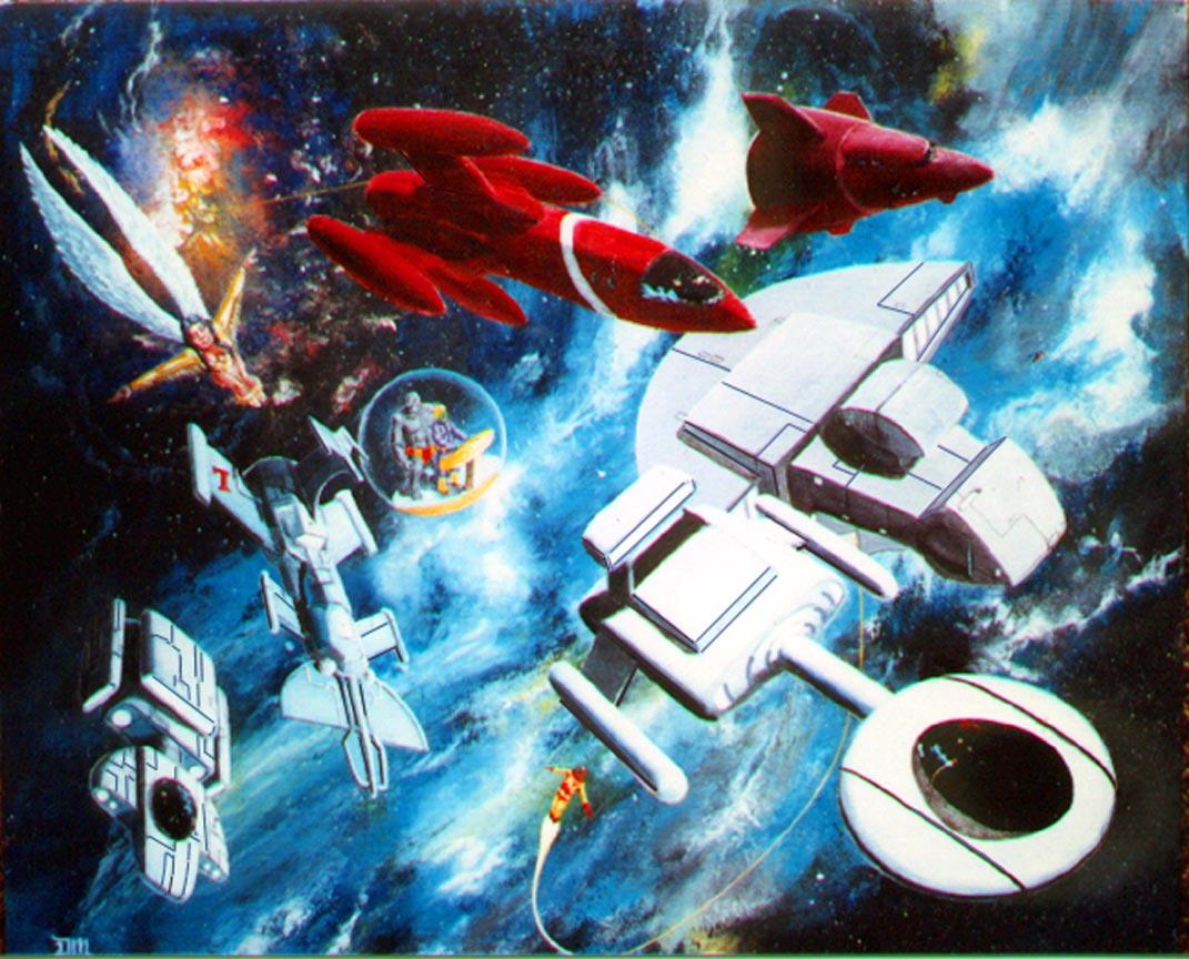 Legion Starflight