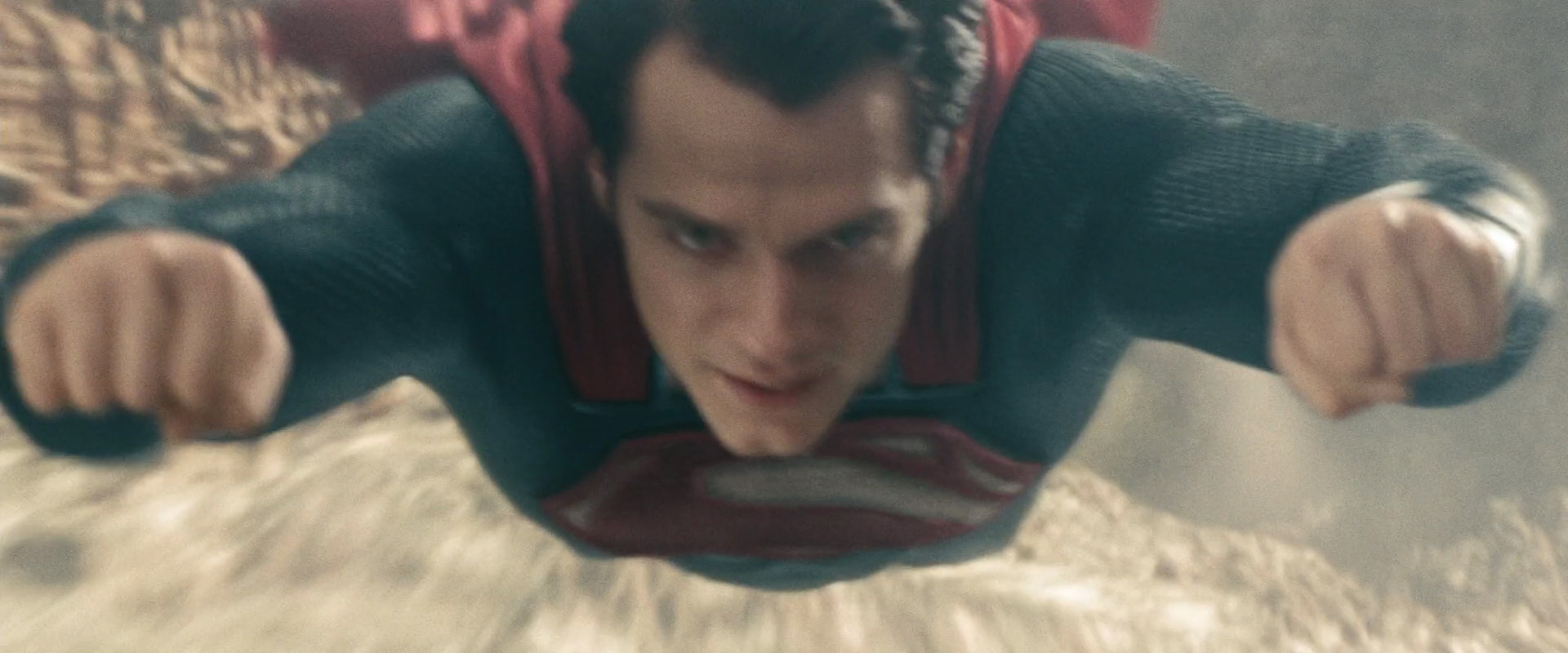 DCEU scenes, When Superman takes his first Flight as he discovers his powers in Man of Steel (2013)