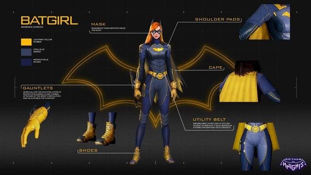 Batgirl GK
