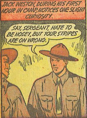 MinuteMan Stripes