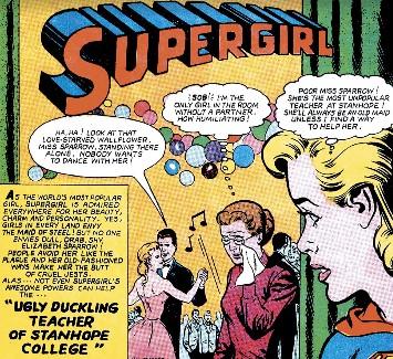 action supergirl 325