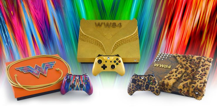 Xbox-Wonder-Woman-1984-Custom-Consoles-Header