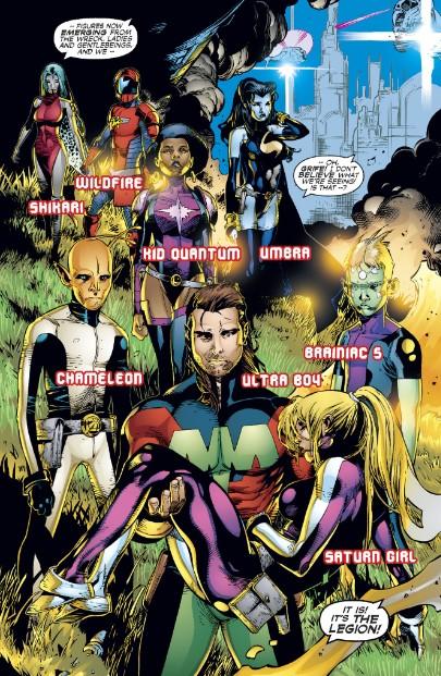 The Legion 1