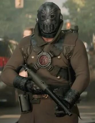 The Atom Man