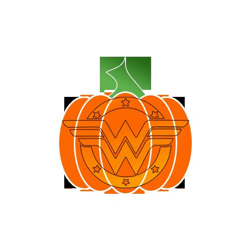 world of wonder pumpkin orange