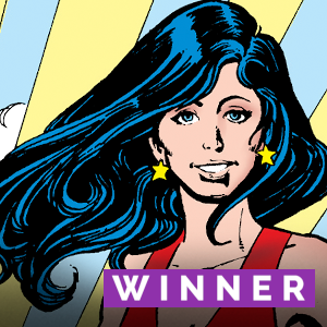 Winner_Donna Troy
