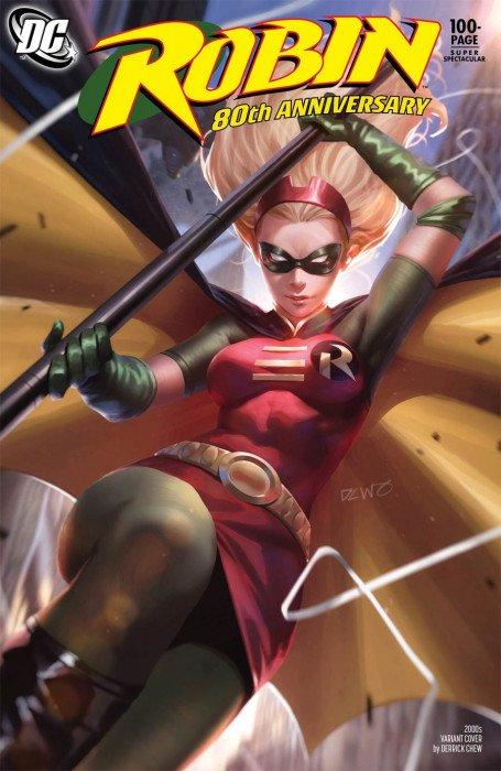 Robin - Steph