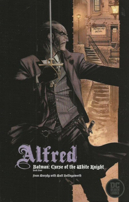 Alfred - White knight
