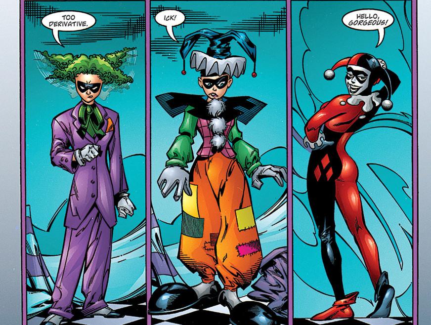 2000 Batman Harley Quinn