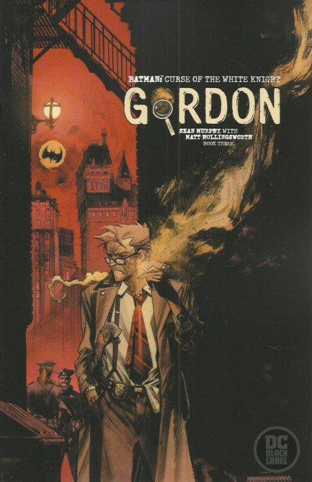 gordon - white knight