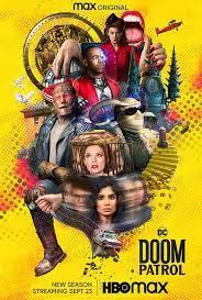 Doom Patrol season 3 poster