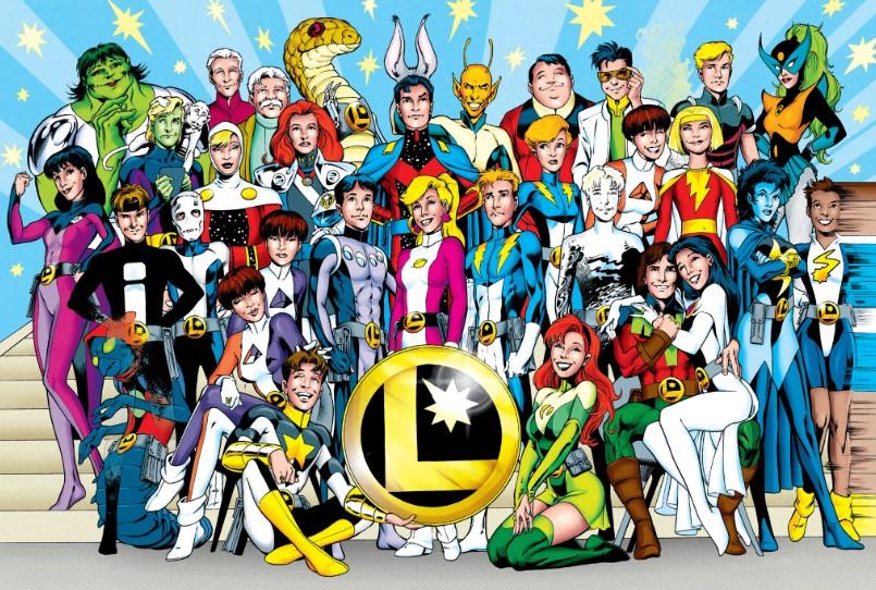 Legionnaires 50