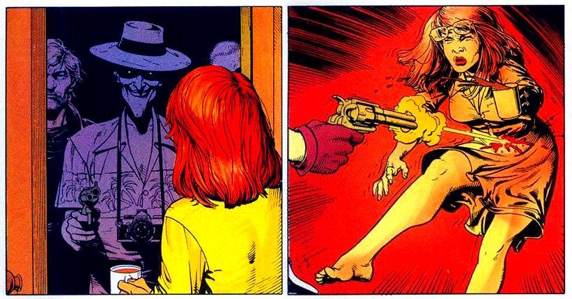 The-Joker-Shoots-Barbara-Gordon