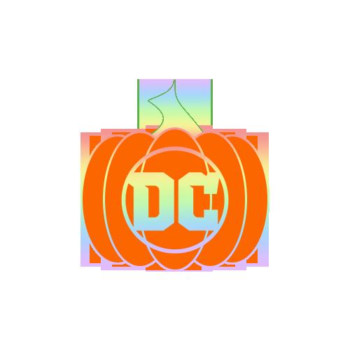 dc pride pumpkin